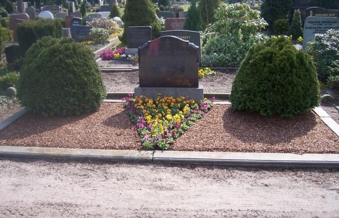 Grabpflege Friedhofsgärtner Spohler